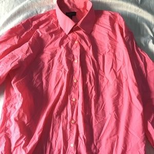 Mens Ziggurat Dress Shirt